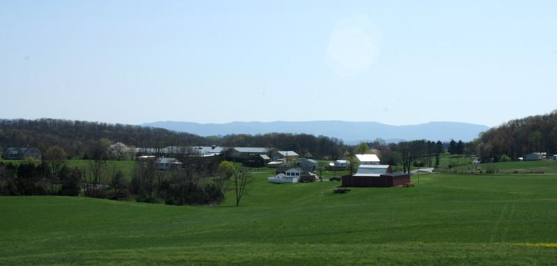 Staunton VA farm