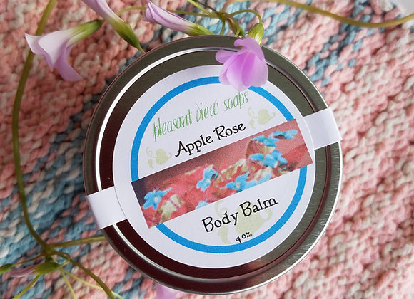 Apple Rose Body Balm