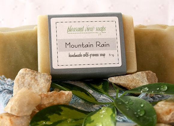 Mountain Rain Goat's Milk Soap