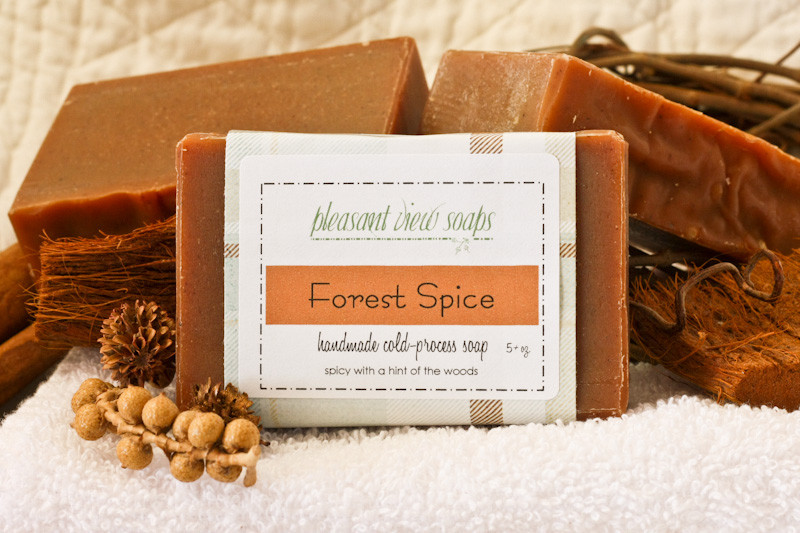 Forest Spcie Pleasant View Soaps