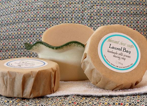 [ Laurel Bay Shaving Soap ]