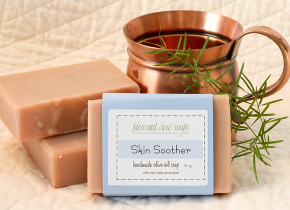 Skin Soother Olive Oil Soap