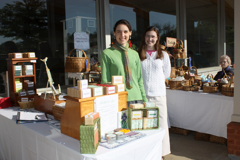 Apple Days Craft Show Pleasant View Soaps