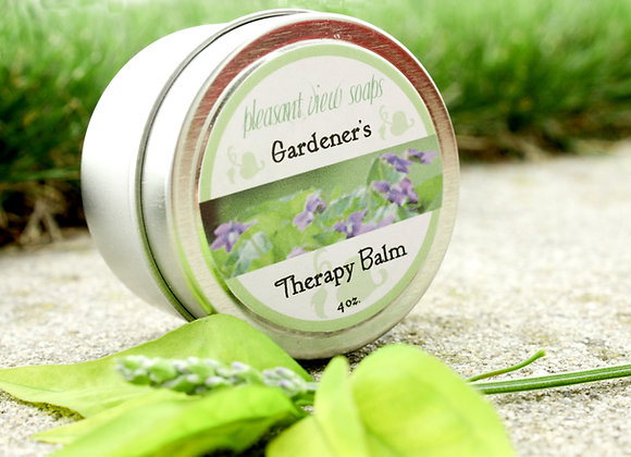 { Gardener's Therapy Balm }