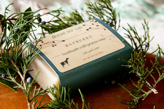 Colonial Bayberry Soap