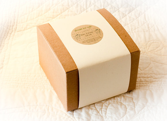 [ Bath + Body Boxed Gift Set ]