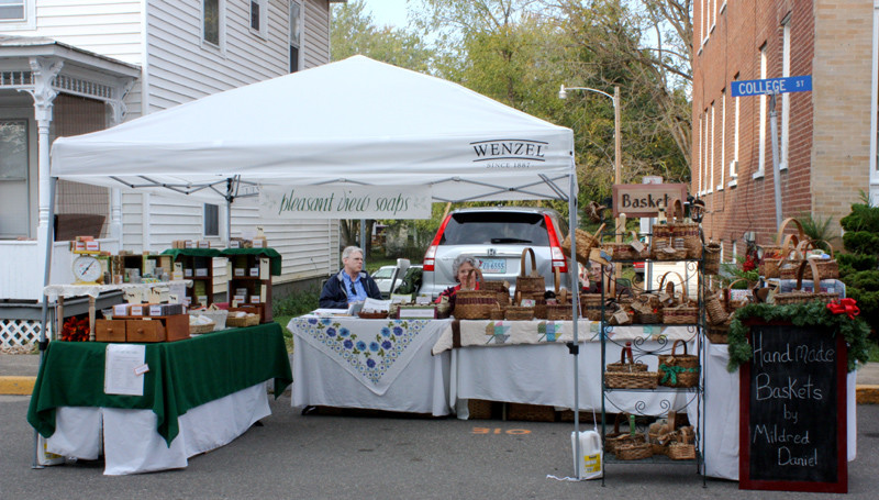 Dayton Virginia craft show