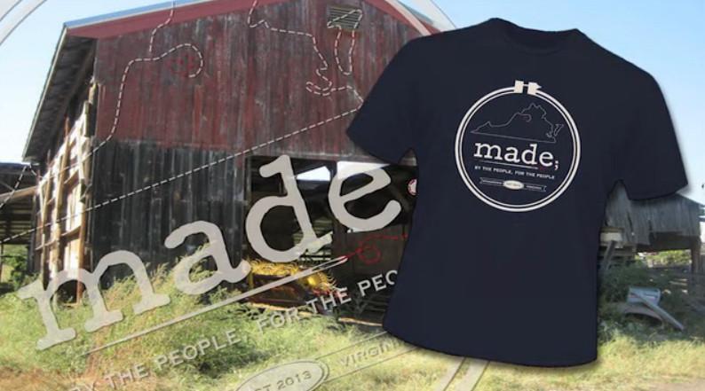 Made in VA Staunton
