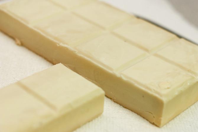 White Chocolate Fudge....or Soap?