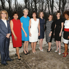 ELLE's Sixth Annual Women in Washington PowerList Dinner 2016