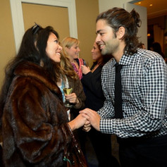 Adrian Grenier & Peter Glatzer SHFTs MPAA Reception Into High Gear
