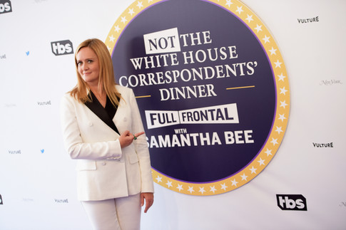 Samantha Bee's Not the White House Correspondents' Dinner