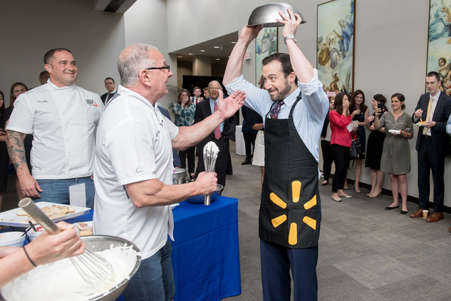 Walmart Partners With Celebrity Chef Robert Irvine in support for Hire Heroes America