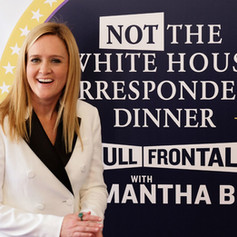 Samantha Bee's Not the WhiteHouse Correspondents' Dinner