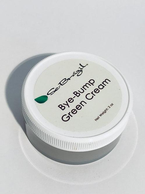 Se Brazil Bye Bump Green Cream