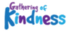 Gathering of Kindness Text Logo
