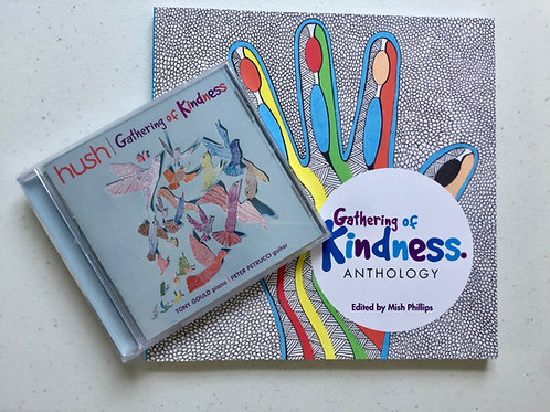 Special Pack - Gathering of Kindness Anthology with Hush Vol.19 CD