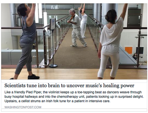 Music' Healing Power