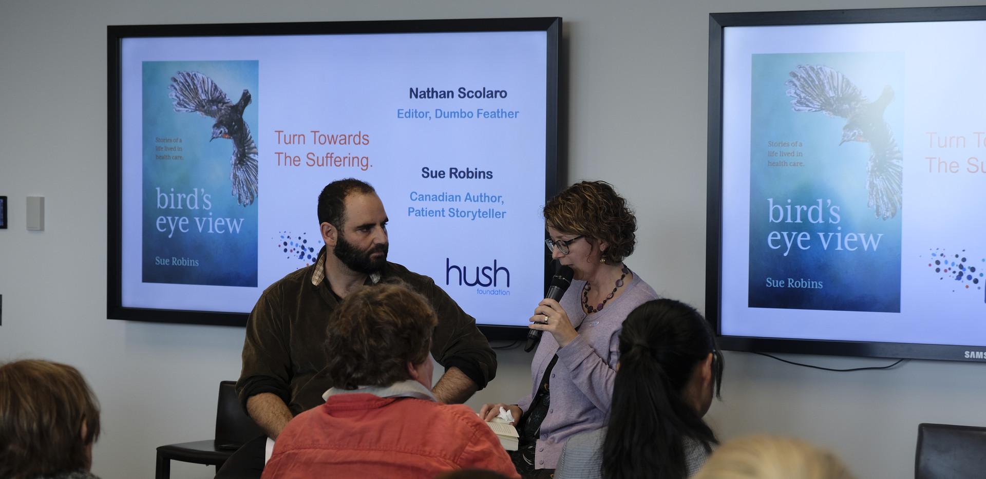 Sue and Nathan talk.jpg