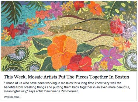 mosaic-making is healing