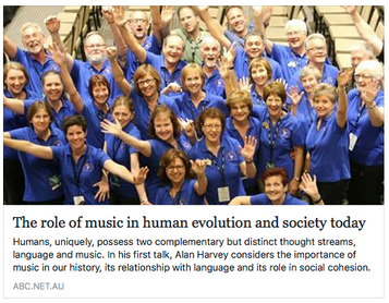Music in human evolution and modern-day society