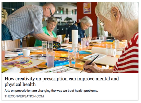 How creativity on prescription can improve mental and physical health