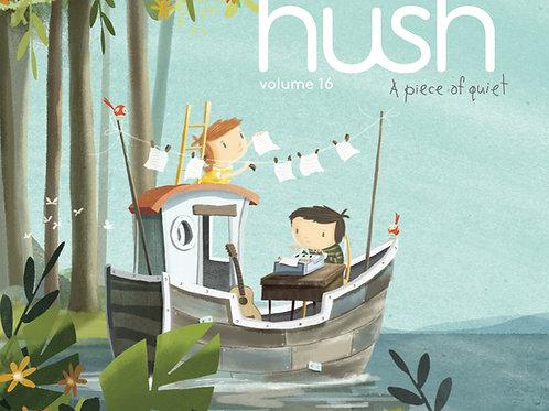 Hush volume 16 - A piece of Quiet