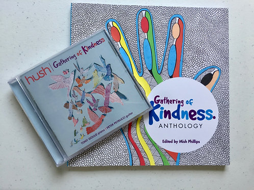 Special Pack - Gathering of Kindness Anthology and Hush Vol.19