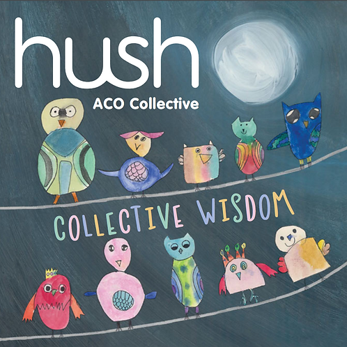 Hush Volume 18 Collective Wisdom