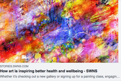 How art is inspiring better health and wellbeing
