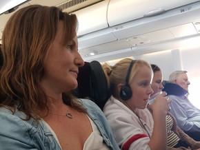 Flights Molly Stressing