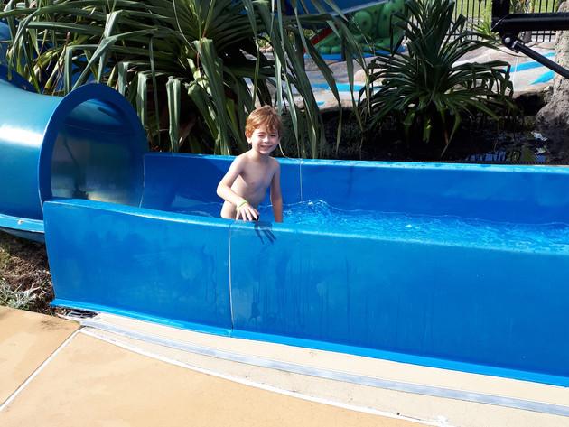 water slides 2