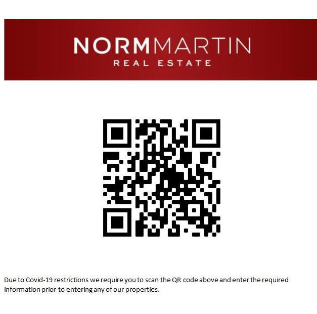 QR CODE REAL ESTATE AGENCY PROPERTY INSP