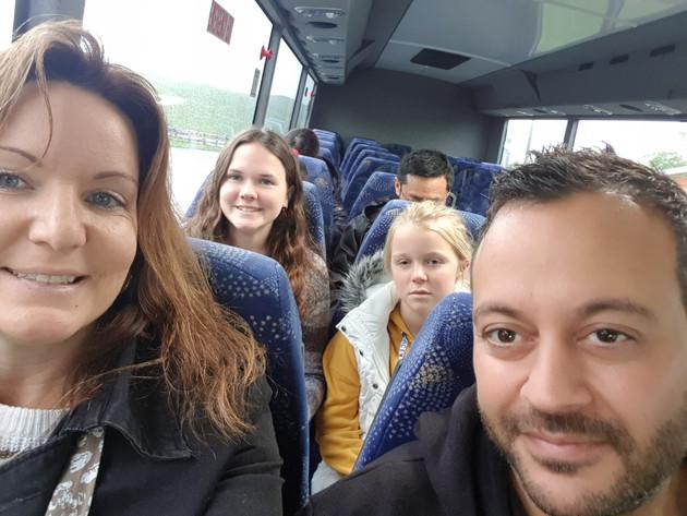 Bus Trip around NZ