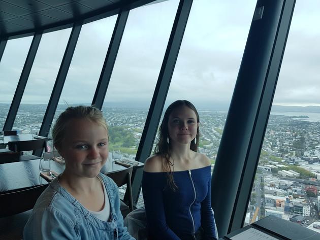 Girls in New Zealand