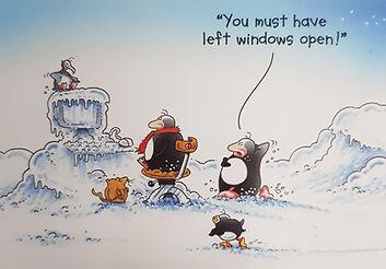 computer frozen Woombye Computer