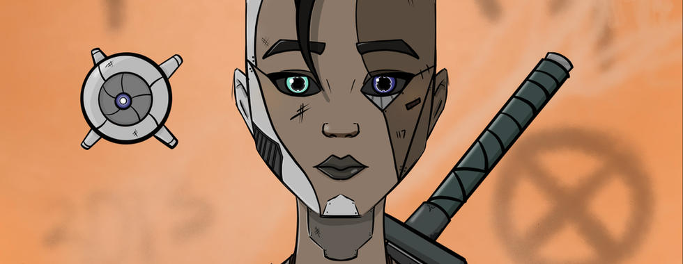 Patchwork Cyborg 1