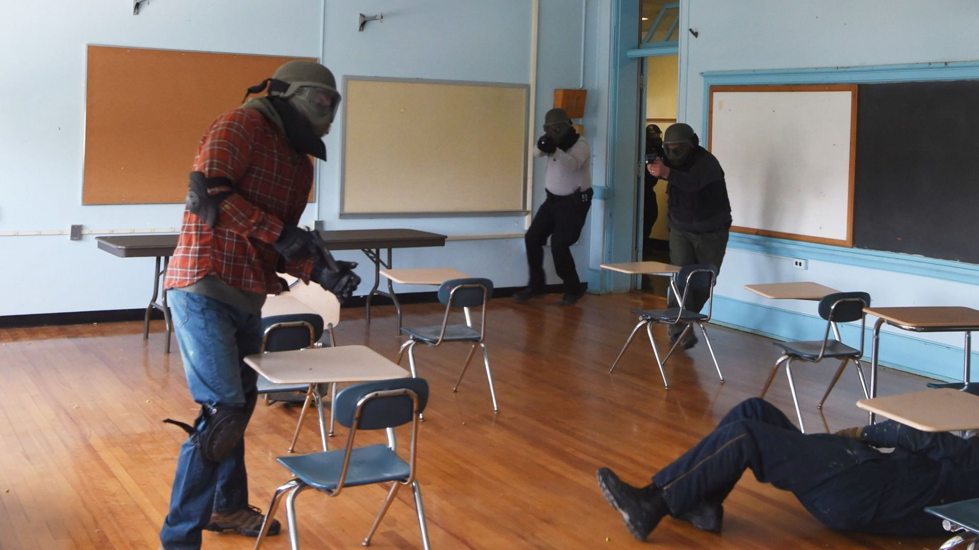 Active Shooter / Crisis Mgmt Training