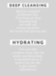 deep cleansing facial, problem skin, congested skin, facial for teenager, hydrating facial, facial treatment, natural facial