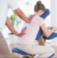 Chair Massage, Corportate massage, Wellness at Work, Work related stress.