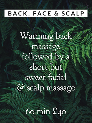 spa package, treatment deal, cheap spa day, back massage, express facial