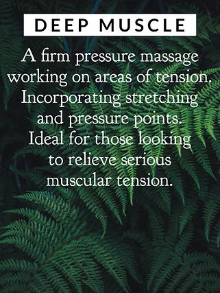 Sports massage, remedial massage, firm massage, deep tissue, deep massage, strong massage, firm massage