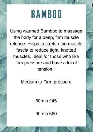 Bamboo massage. Deep massage. Stretching muscles. muscle Fascia release. Sports massage