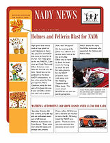 The NADY News - Fall 2011