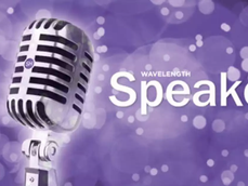 Wavelength's SpeakersHub showcase event, featuring some of our most inspiring speakers!