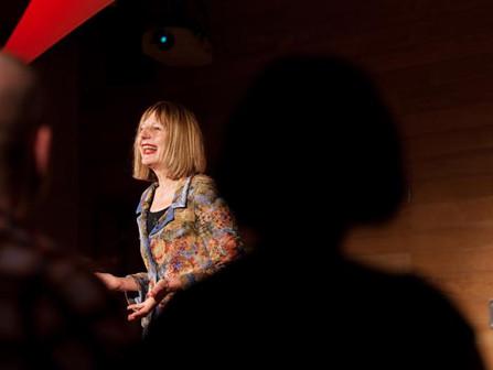 Carole Stone on the Joy of Networking
