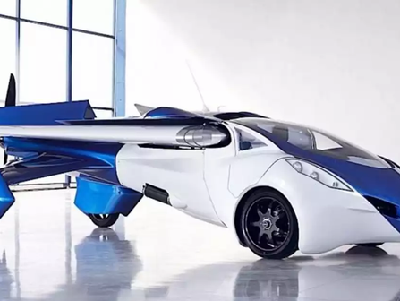 Technology Disruption and What It Means for Business – Jonathan Carrier, VP @AEROMOBIL