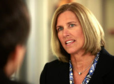 """Terri Kelly of W.L. Gore on leading change in an """"innovation democracy"""""""