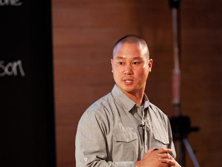 Delivering Happiness - Tony Hsieh, Zappos CEO