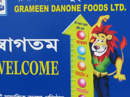 The Story – Grameen Danone Foods Ltd